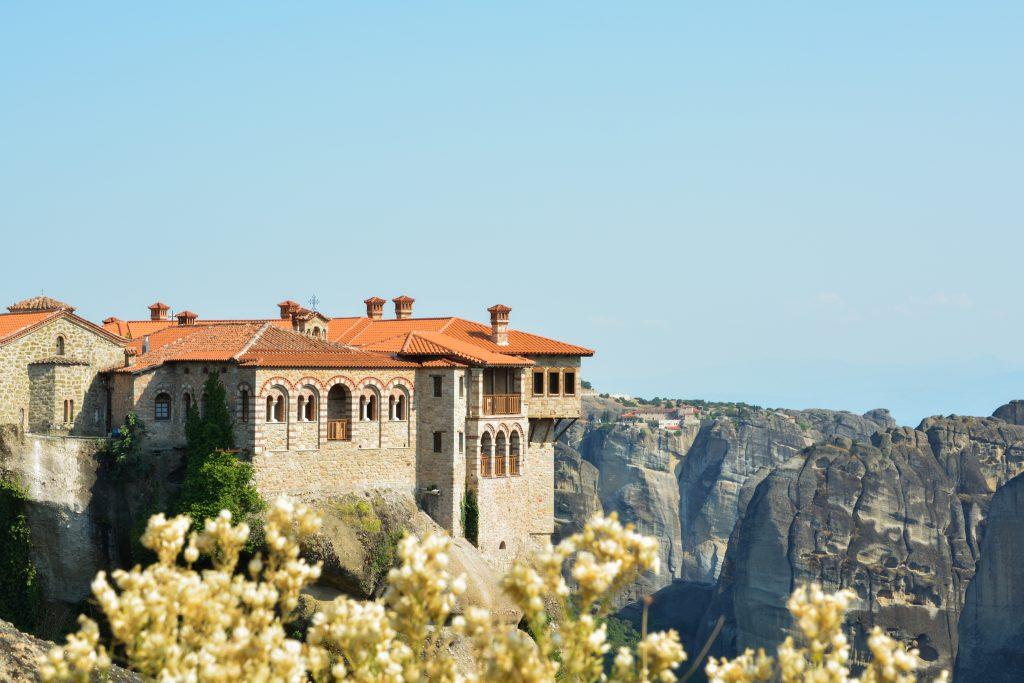 monastery meteora greece