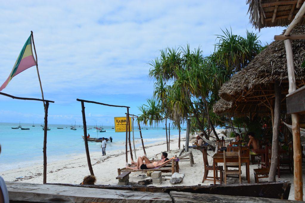 beach Zanzibar nungwi