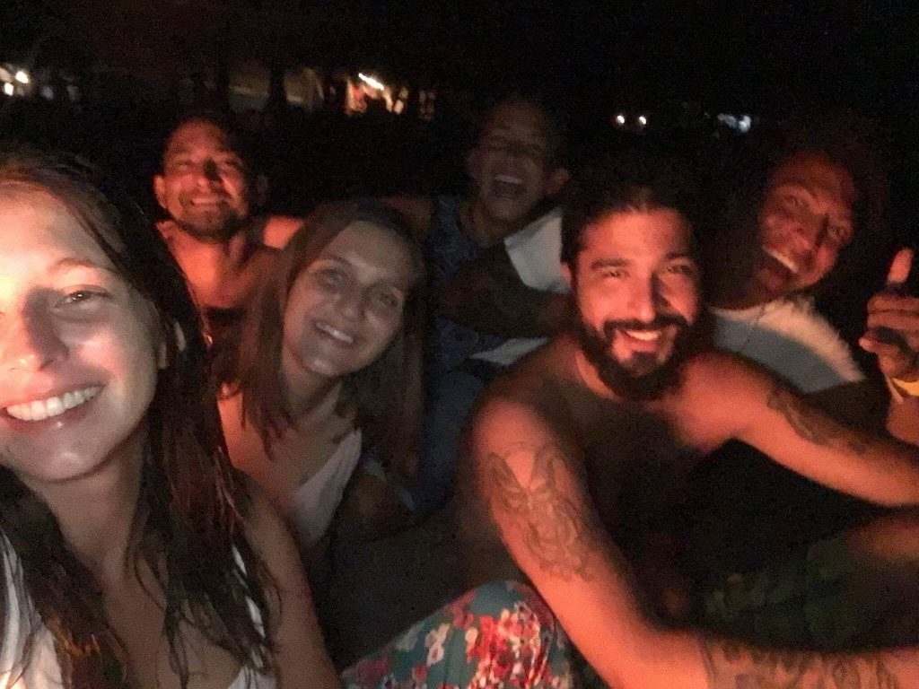 friends in Nicaragua