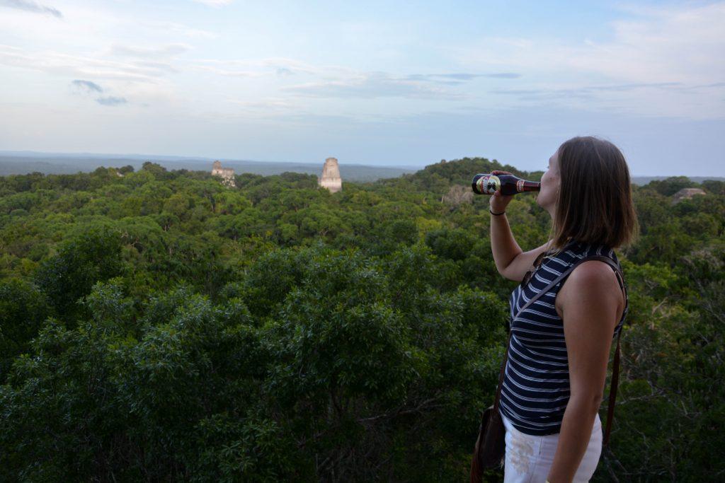 temple IV Tikal Guatemala