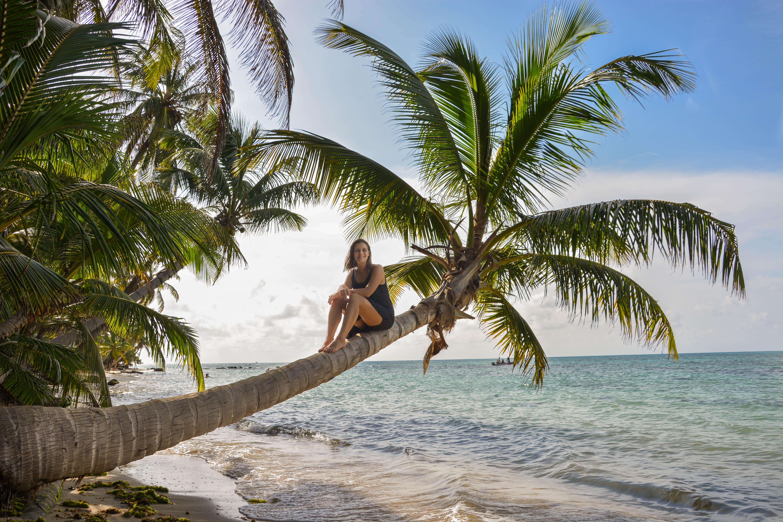 beach little corn island Nicaragua