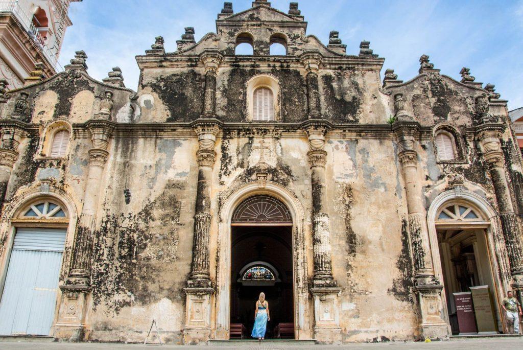la merced granada Nicaragua