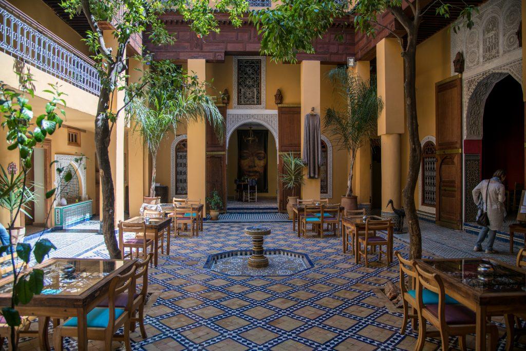 Medina Social Club Fez Morocco