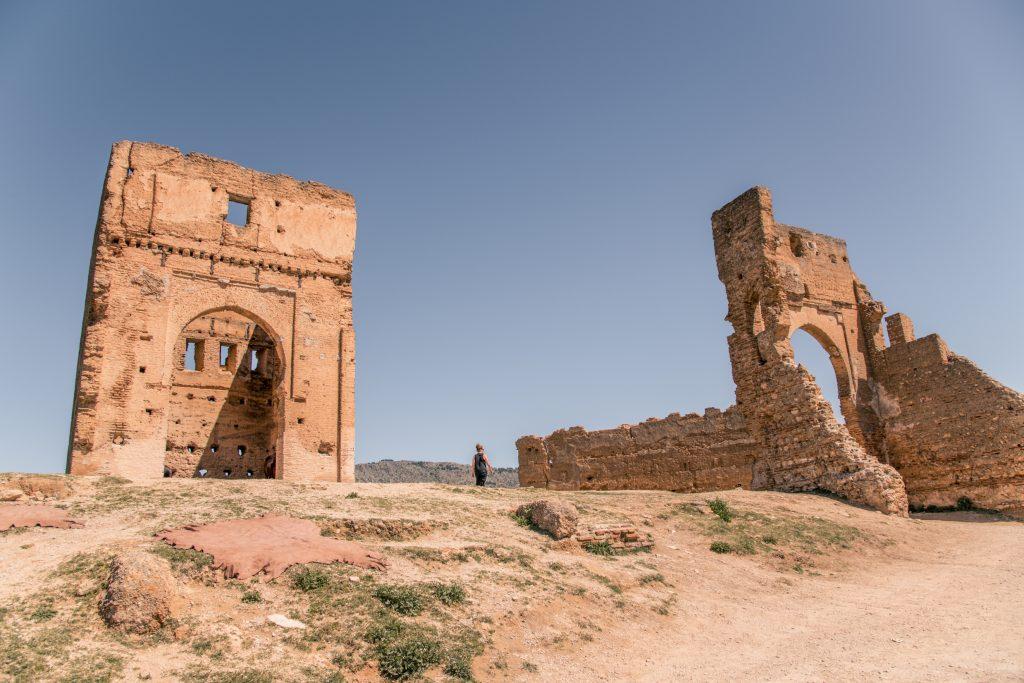 Merinid Tombs fez